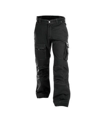 Jackson Canvas broek met kniezakken